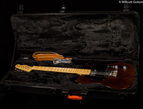 Fender® Limited Edition American Vintage Hot Rod 50's Reclaimed Redwood Tele® (421) Limited Edition American Vintage Hot Rod 50's Reclaimed Redwood Tele®