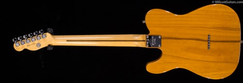 Fender® Select Carved Maple Top Telecaster® Amber (347) Select Carved Maple Top Telecaster®