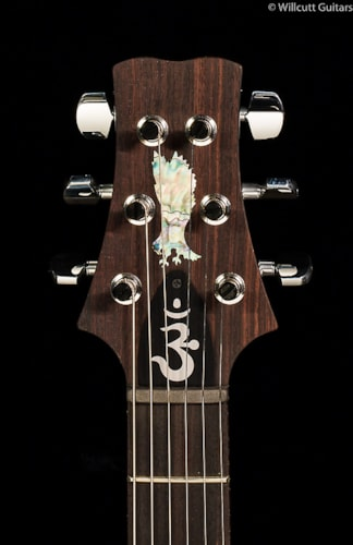 PRS Santana Signature Model Jade Smokeburst 10 Top (452) Santana Signature Model