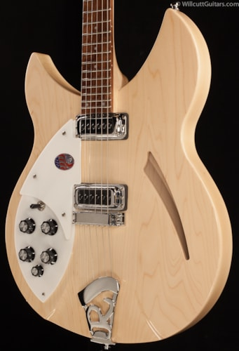 Rickenbacker 330 Mapleglo Left Handed (743) 330
