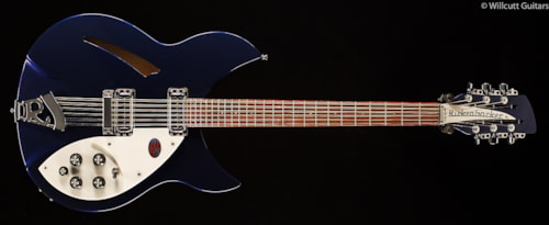 Rickenbacker 330/12 Midnight Blue (784) 330-12