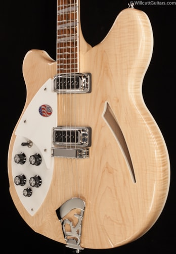 Rickenbacker 360 Mapleglo Left Handed (785) 360