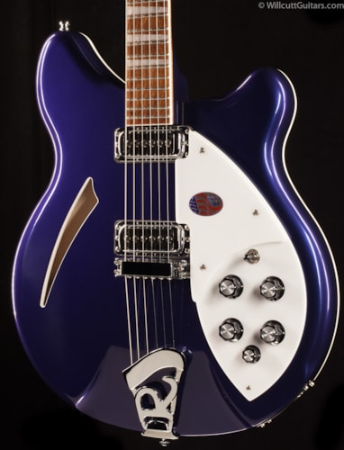 Rickenbacker 360 Midnight Blue (528) 360