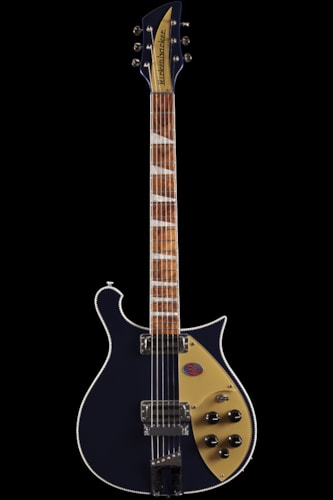 Rickenbacker 660 Midnight Blue (733) 660