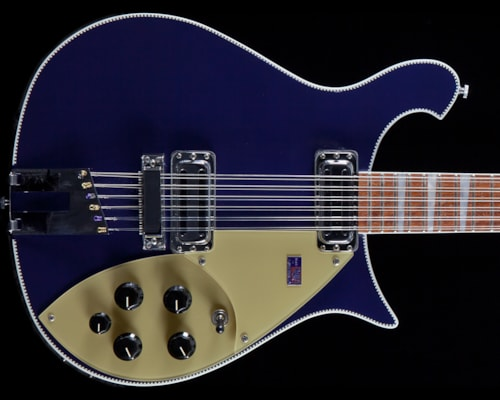 Rickenbacker 660/12 Midnight Blue (572) 660-12