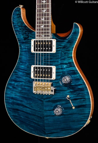 PRS Custom 24 30th Anniversary Azul 10 Top (049) Custom 24 30th Anniversary