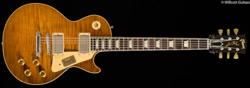 Gibson Custom True Historic 1959 Les Paul Reissue Vintage Lemon Burst (498) Custom True Historic 1959 Les Paul Reissue