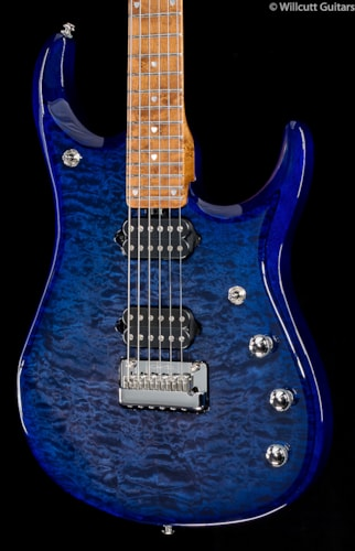 Music Man Limited Edition Hand Signed JP15 Blueberry Burst (150) Limited Edition Hand Signed JP15