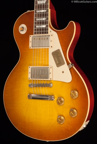 Gibson Custom Shop 1958 Les Paul Flametop VOS Sunrise Tea Burst (065) Custom Shop 1958 Les Paul