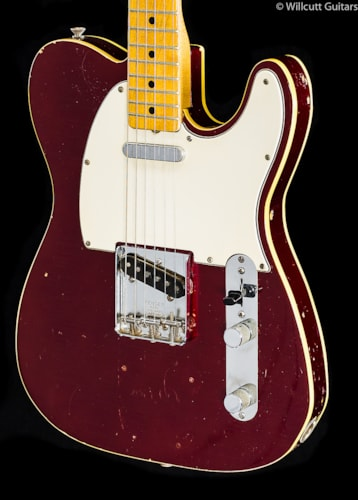 1969 Fender® Telecaster® Custom Candy Apple Red 1969 Fender® Telecaster®