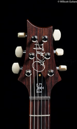 PRS Wood Library DGT Burnt Almond 10 Top (753) Wood Library DGT