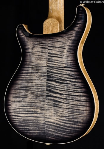PRS Hollowbody II Charcoal Burst Wood Library Edition (682) Hollowbody II