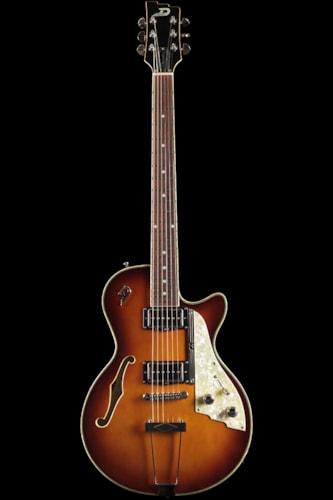 Duesenberg Hollow Series Starplayer TV Vintage Burst (239) Hollow Series Starplayer TV