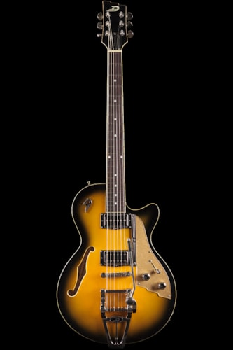 Duesenberg Starplayer TV 2-Tone Sunburst (346) Starplayer TV