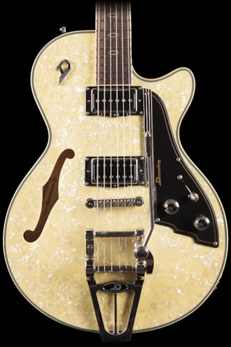 Duesenberg Starplayer TV Cream Pearloid (375) Starplayer TV