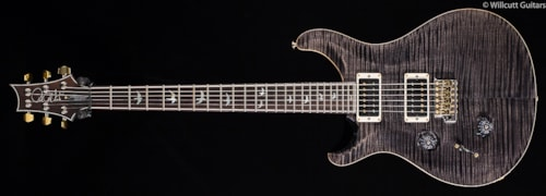 PRS Custom 24 30th Anniversary Grey Black 10 Top Lefty (014) Custom 24 30th Anniversary