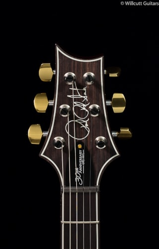 PRS Custom 24 30th Anniversary Black Gold Wrap (950) Custom 24 30th Anniversary