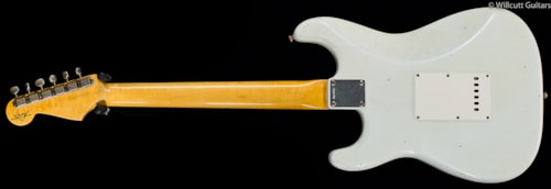 Fender® Custom Shop Willcutt True '62 Stratocaster® Olympic White (791) Custom Shop Willcutt True '62 Stratocaster®