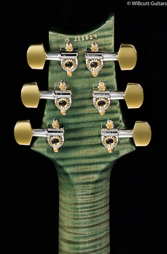 PRS 30th Anniversary Vine Custom 22 Trampas Green (829) 30th Anniversary Vine Custom 22