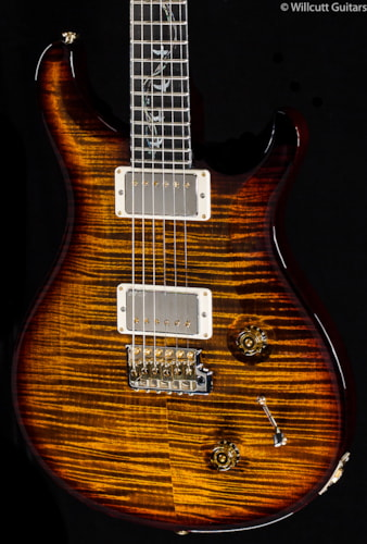 PRS 30th Anniversary Vine Custom 22 Black Gold (973) 30th Anniversary Vine Custom 22