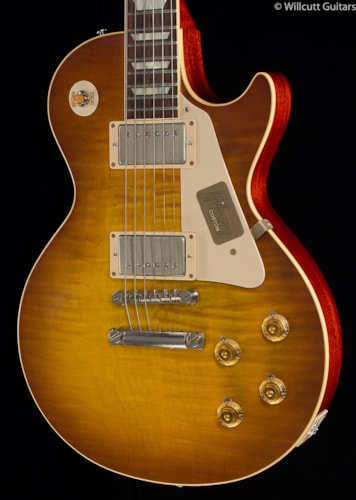 Gibson Custom Shop 1959 Les Paul VOS Iced Tea (290) Custom Shop 1959 Les Paul
