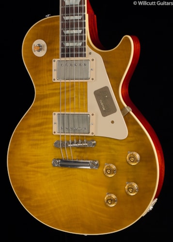 Gibson Custom Shop 1959 Les Paul VOS Lemon Burst (292) Custom Shop 1959 Les Paul