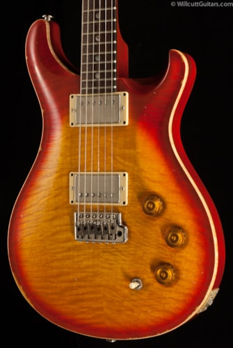 PRS DGT Cherry Burst 10 Top Underwood Aged (787) DGT Cherry Burst 10 Top Underwood Aged