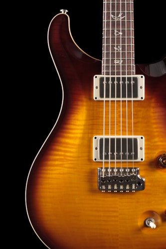 PRS DGT McCarty Tobacco Sunburst Birds (703) DGT