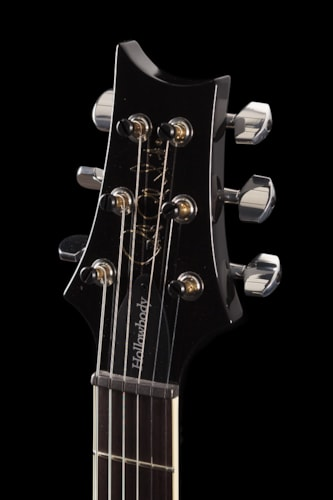 PRS Hollowbody II Faded Grey Black 10 Top (101) Hollowbody II