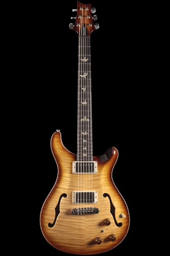 PRS Hollowbody II Old Natural 10 Top (396) Hollowbody II
