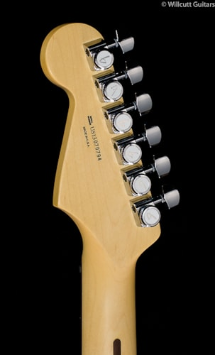 Fender® American Deluxe Stratocaster® HSH Olympic Pearl (794) American Deluxe Stratocaster® HSH