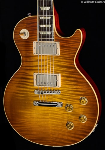 Gibson Custom Shop 1959 Les Paul Standard Gloss Sunrise Tea Burst (615) Custom Shop 1959 Les Paul Standard