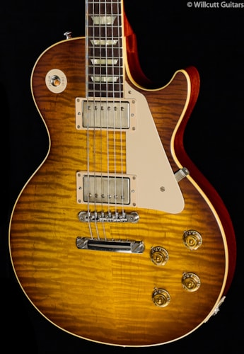 Gibson Custom Shop 1959 Les Paul Standard VOS Iced Tea Burst (016) Custom Shop 1959 Les Paul Standard