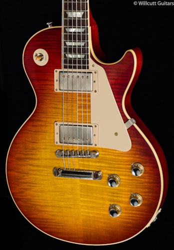 Gibson Custom Shop 1960 Les Paul Standard VOS Washed Cherry (986) Custom Shop 1960 Les Paul Standard