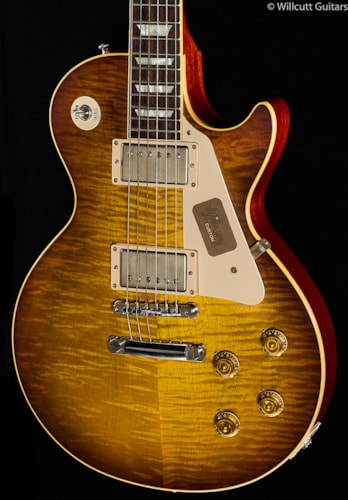 Gibson Custom Shop 1959 Les Paul Standard VOS Iced Tea Burst (726) Custom Shop 1959 Les Paul Standard