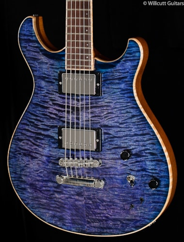 Artinger Chambered Solid Azure (582) Chambered Solid