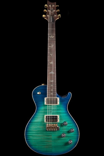 PRS Mark Tremonti Signature Artist Package Makena Blue Flame Maple Neck(344) Mark Tremonti Signature Artist Package
