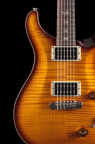 PRS P22 Gold Burst 10 Top (668) P22