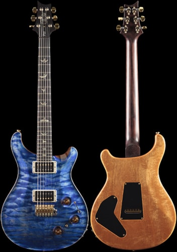 PRS P22 Trem Artist Package Faded Blue Jean (862) P22