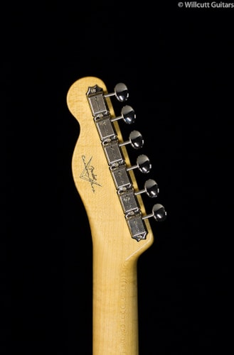 Fender® Custom Shop Post Modern NOS Telecaster® Black (512) Custom Shop Post Modern NOS Telecaster®