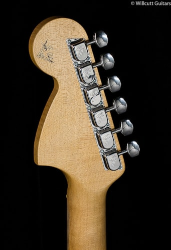 Fender® Custom Shop Greg Fessler Builder Select 1969 Stratocaster® Firemist Gold (320) Custom Shop Greg Fessler Builder Select 1969 Stratocaster®
