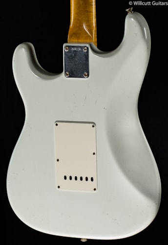 Fender® Custom Shop Willcutt True '62 Stratocaster® Olympic White (119) Custom Shop Willcutt True '62 Stratocaster®