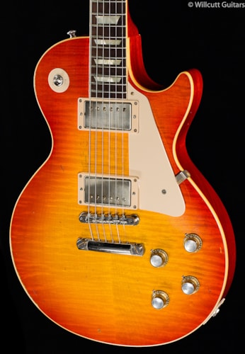 Gibson Custom Shop Joe Walsh 1960 Les Paul Aged Tangerine Burst (068) Custom Shop Joe Walsh 1960 Les Paul