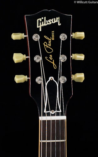 Gibson Custom Shop 1959 Les Paul Standard VOS Faded Amber Burst *Willcutt Ltd (263) Custom Shop 1959 Les Paul Standard Reissue