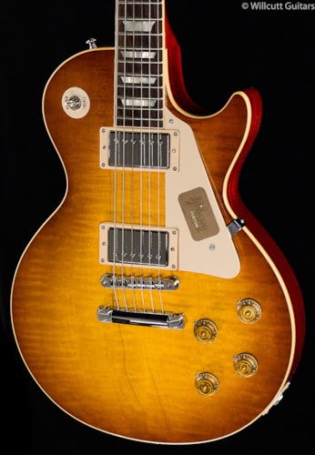 Gibson Custom Shop 1959 Les Paul Standard Iced Tea Burst (190) Custom Shop 1959 Les Paul Standard Reissue