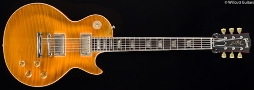 Gibson Custom Shop 1959 Les Paul Standard VOS Faded Amber Burst *Willcutt Ltd (226) Custom Shop 1959 Les Paul Standard Reissue