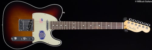Fender® American Deluxe Telecaster® 3-Color Sunburst Rosewood (875) American Deluxe Telecaster®