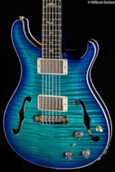 Paul Reed Smith Hollowbody II Artist Package Makena Blue (897) Hollowbody II Artist Package