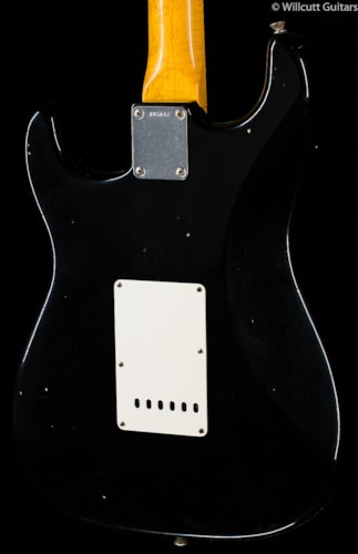 Fender® Custom Shop Willcutt True '62 Stratocaster® Black (047) Custom Shop Willcutt True '62 Stratocaster®