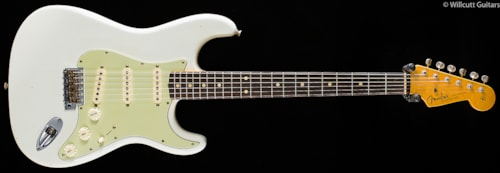 Fender® Custom Shop Willcutt True '62 Stratocaster® Olympic White (999) Custom Shop Willcutt True '62 Stratocaster®